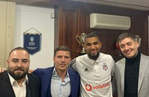 Kevin-Prince Boateng joins Besiktas on loan