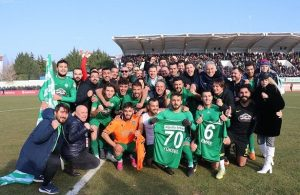 Basaksehir knocked out of TC by third-tier team Kirklarelispor