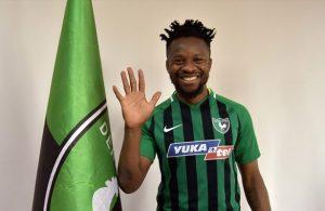 Nigerian star Ogenyi Onazi joins Denizlispor