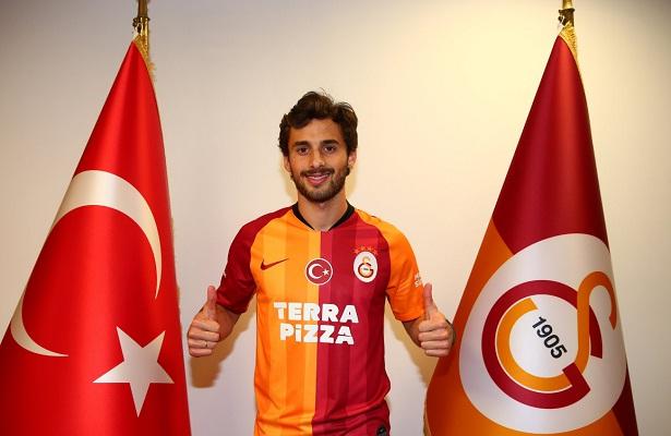 Leipzig left-back Saracchi joins Galatasaray on loan