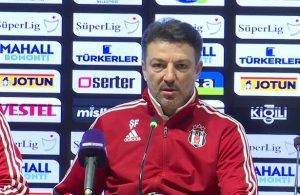 Besiktas coach: We are going through troubling times