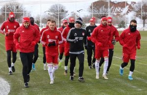 "Sivasspor approach every game as ""final"""