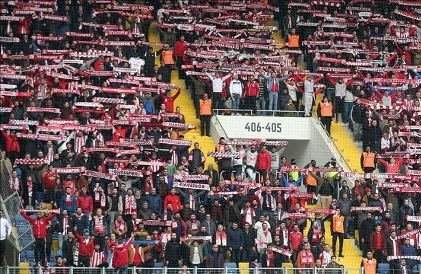 Over 2 million fans attend Super Lig games