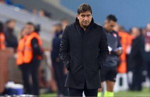 Trabzonspor sack manager Unal Karaman