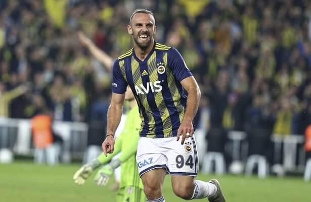 Fenerbahce striker Muriqi courted by giants