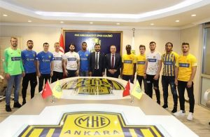 Ankaragucu sign 15 players in January transfer window